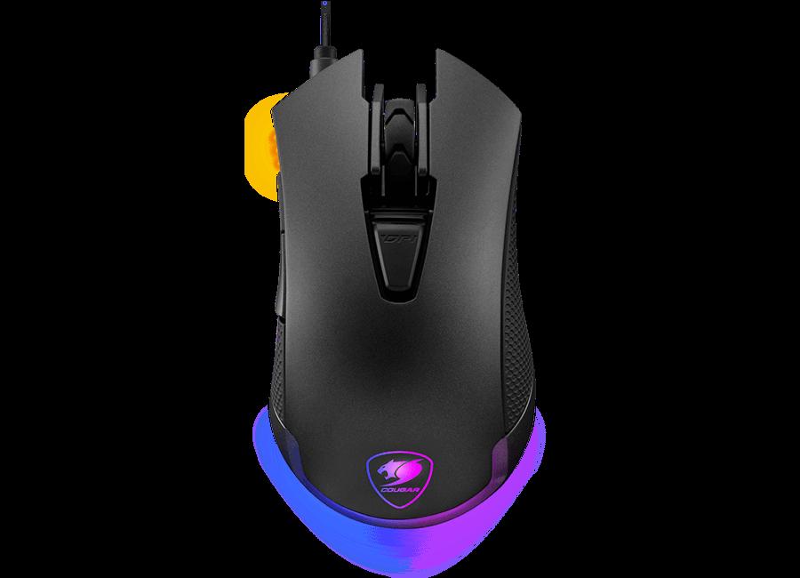 Mouse Gamer Revenger RGB 12.000 DPI CGR-WOMI-REV - Cougar