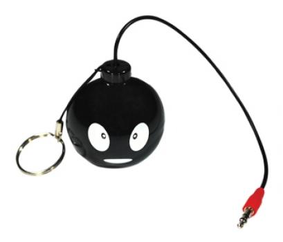 Saldaão!!! Caixa de Som Mini Bomba 7463 - Leadership