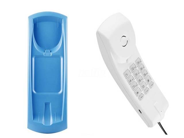 Telefone Gondola Color TC 20 Cinza Artico/Azul - Funcoes Mudo, Flash e Rediscar - Teclado Iluminado - Intelbras