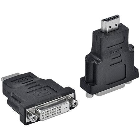 Adaptador DVI 24+1 Fêmea x HDMI Macho ADVIF-H 23575 - Vinik (c/st)