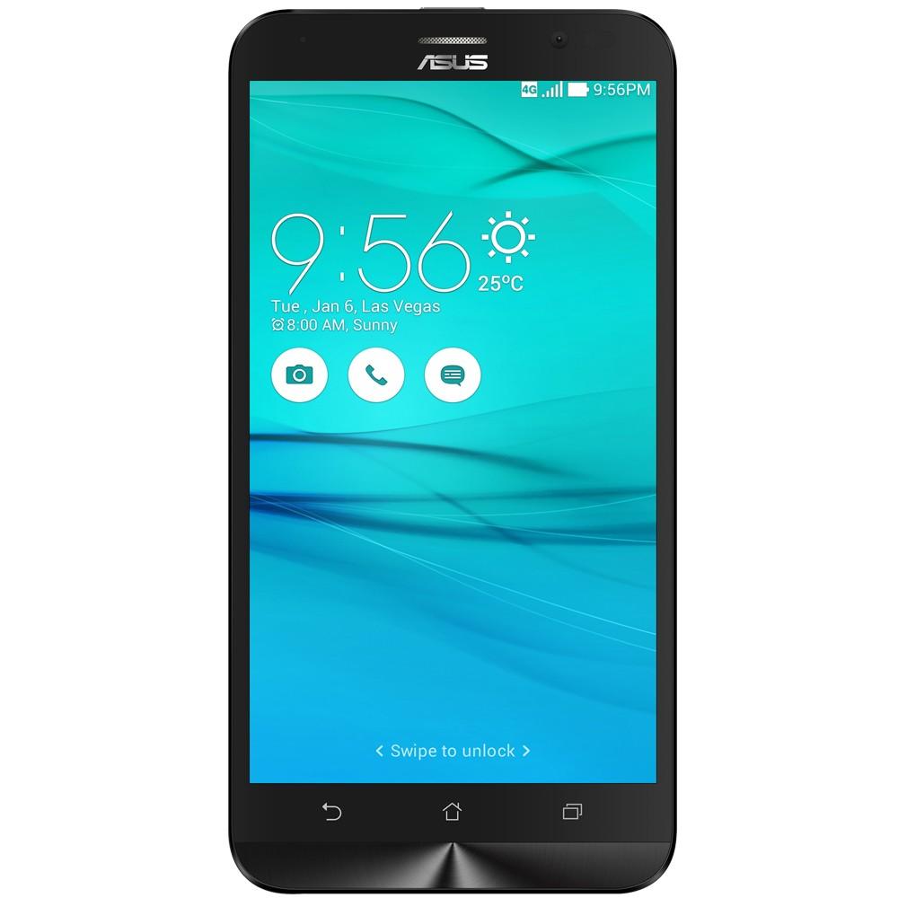 Smartphone Zenfone Go Live ZB551KL -DTV- 1A011BR, Quad Core, Android 5.1, Tela 5.5, 16GB,Câm 13MP, 4G, Dual Chip Preto - Asus