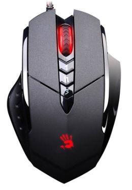 Mouse Gamer Bloody Óptico V7MA USB 3200dpi 8 Botões - A4tech