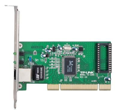 Placa de Rede 10/100/1000Mbps PCI TG-3269 - Tplink