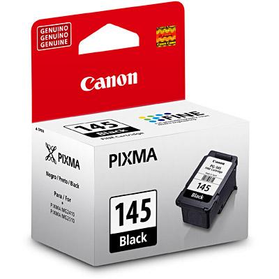 Cartucho 8ml Preto PG145BK - Canon