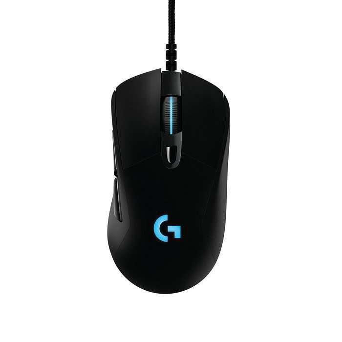 Mouse Gamer G403 RGB 12000 DPI 910-004823 - Logitech