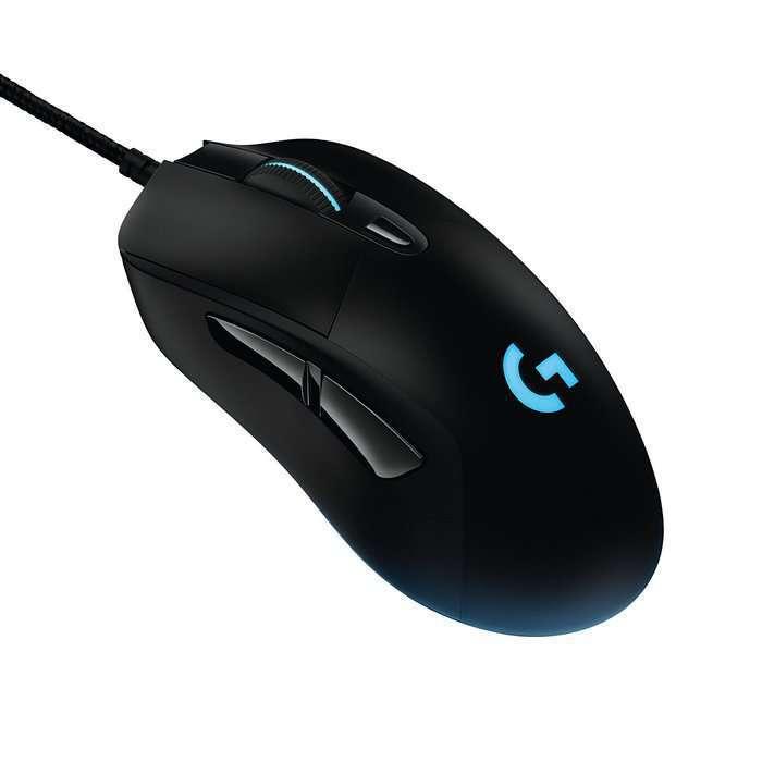 Mouse Gamer G403S RGB 12000 DPI 910-004823 - Logitech