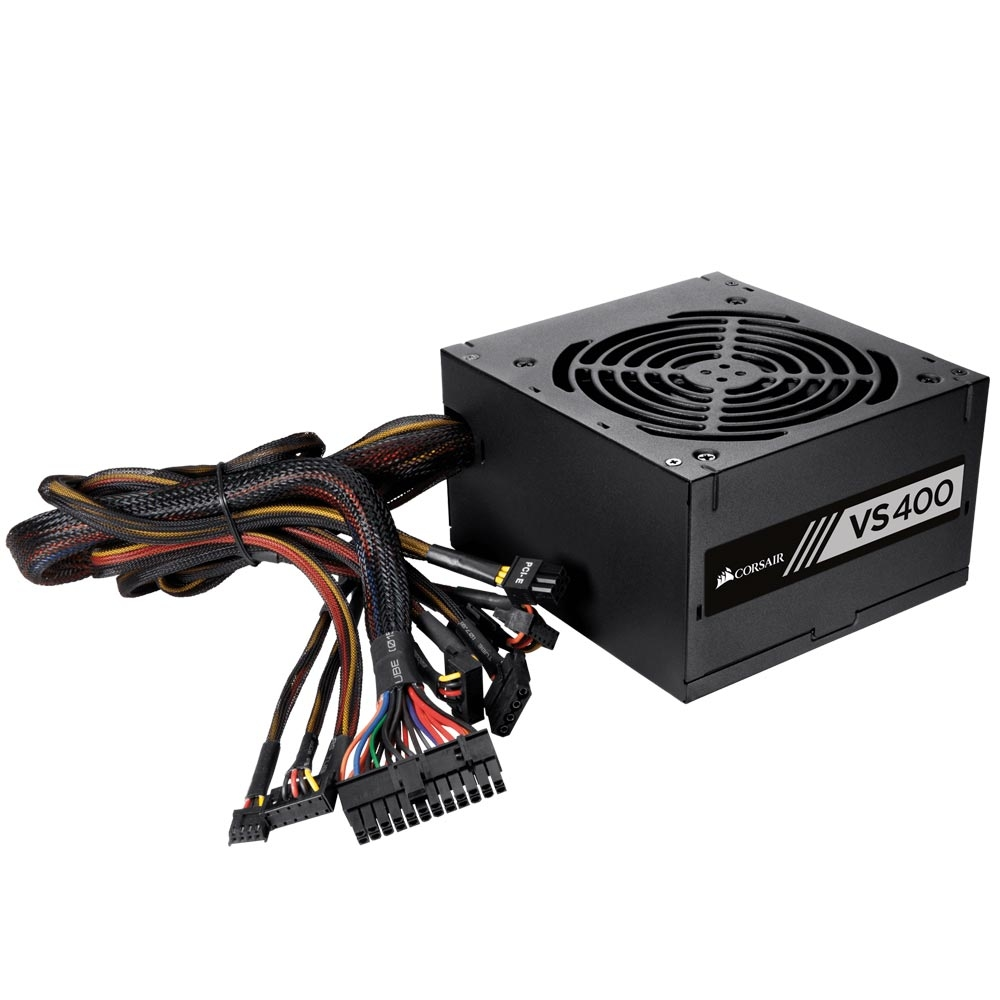Fonte ATX 400W 80 Plus White VS400 CP-9020117-LA - Corsair
