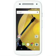 Smartphone Moto E 4G Colors XT1514 2º Geração Quad Core 16GB Dual Chip Tela 4.5 Câmera 5MP Android 5 Branco - Motorola