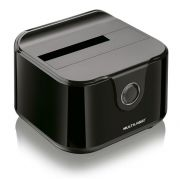 Docking Station para HD 2.5/3.5 Sata com 01 Baia GA125 - Multilaser