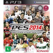 Game Pro Evolution Soccer 2014 - PS3 - Konami