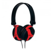 Headphone colors vermelho 2772 - Leadership