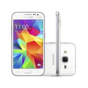 Smartphone Samsung Galaxy Win 2 Duos TV SM-G360BT, Android 4.4, Tela 4.5, 8GB, Câm 5MP, 4G, Branco - Samsung