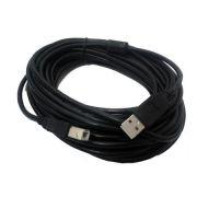 Cabo USB para IMpressora USB 2.0 10 Metros CB0122 - OEM