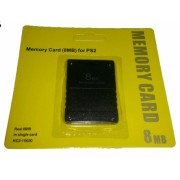 Memory Card Para PS2 8MB MC1 - Lotus