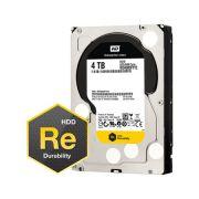 Hard Disk 4TB Sata III 7200RPM 64MB Cachê WD4000FYYZ (HDD Re Durability) - Western Digital