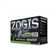Placa de Video GeForce 8400GS 1GB DDR3 64B PCI-E ZO84GS-1GD3HP - Zogis