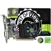 Placa de Vídeo Nvidia GT740 1GB DDR3 128Bits VGA-740-C5-1024 - Point Of View