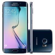 Smartphone Galaxy S6 Edge G925I, Octa Core 1.8Ghz, Android 5.0, Tela Super Amoled 5.1, 32GB, 16MP, 4G, Preto - Samsung