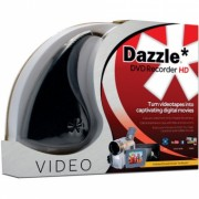 Captura de Video USB Pinnacle DVD Recorder HD DVCPTENAM - Dazzle