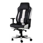 Cadeira C-Series OH/CJ/XL/NW Preto/Branco - DXRacer