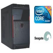 CPU Core i3 3.5Ghz Memória de 4GB 1600Mhz HD de 1TB DVD-RW PC3 - Glacon