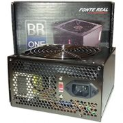 Fonte ATX 600W BIV Manual PSU-600W - BR One