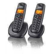 Telefone sem Fio com Ramal TSF-7002 - Elgin