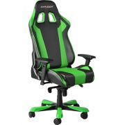 Cadeira K-Series OH/KX06/NE Preto/Verde - DXRacer
