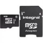 Cartão Micro SD 8GB com Adaptador SD MSD8GBMKVC10R - Markvision