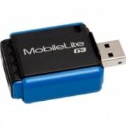 Leitor de Cartao Portatil USB 3.0 FCR-MLG3 - Kingston