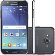 Smartphone Galaxy J7 Duos SM-J700M, Octa Core, Android 5.1, Tela 5.5, 16GB, 13MP, 4G, Preto - Samsung