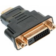 Smart ST-HDMI-DFM Adaptador DVI F x HDMI M Dourado - Smart