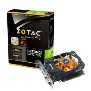 Placa de Vídeo Geforce GTX750 1GB DDR5 128Bits ZT-70706-10M - Zotac