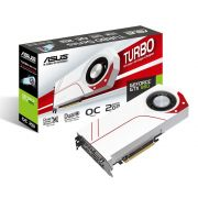 Placa de Vídeo Geforce GTX960 2GB 128Bit GDDR5 TURBO-GTX960-OC-2GD5 - Asus