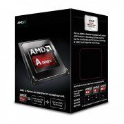 Processador FM2 A8 7650K Quad-Core, 3.3GHz AD765KXBJASBOX - AMD