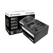 Fonte ATX 500W Smart Series 80 Plus, PFC Ativo PS-SPD-0500NPCWBZ-W - Thermaltake