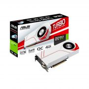 Placa de Vídeo Geforce GTX970 OC 4GB DDR5 256Bits TURBO-GTX970-OC-4GD5 - Asus