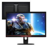 Monitor LCD 24 Gamer Full HD DVI/VGA/HDMI/ USB 3.0, 144Hz 242G5DJEB Preto - Philips