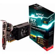 Placa de Vídeo AMD Radeon R7 250E 2GB DDR3 128Bits R7-250E-CLF4 Low Profile - XFX