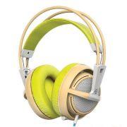 Fone de Ouvido com Microfone Siberia 200 Gaia Green 51137 - Steelseries