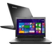 Notebook Intel Core i3-4005U 4GB 500GB Tela 14 Windows 8.1 SL 80F30017BR - Lenovo
