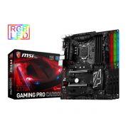 Placa Mãe LGA 1151 Z170A Gaming PRO Carbon DDR4 (S/V/R) - MSI