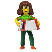The Simpsons 25TH annivesary Series 4 Action Figure Weird Al
