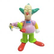 Boneco Palhaço Krusty 15cm The Simpsons com Som BR503 - Multilaser