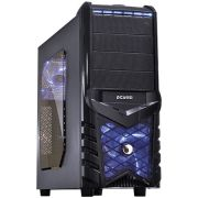 Gabinete Mid Tower Wolf 2 fans Lateral em Acrílico WOLFPTOAZ2FCA 21490 - Pcyes