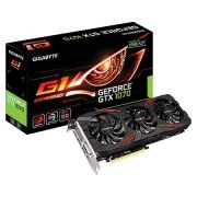 Placa de Vídeo Geforce GTX 1070 8GB DDR5 256Bits GV-N1070G1 GAMING-8GD - Gigabyte