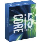 Processador LGA 1151 Core i5 6600K 6MB 3.5Ghz BX80662I56600K - Intel