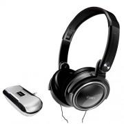 Fone de Ouvido Headphone Dobravel + Mini Alto Falante 2 EM 1 CV18523 - Coby
