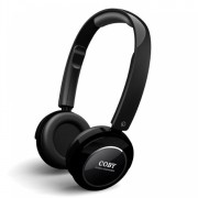 Fone de Ouvido tipo Heaphone Jammerz Premiere COBY CV155 - Coby