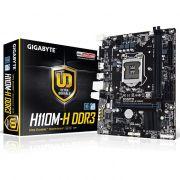Placa Mãe LGA 1151 GA-H110M-H DDR3, HDMI, USB 3.0 (S/V/R) - Gigabyte